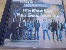 STEVEN STILLS * Manassas - Manassas * VG+ (CD)