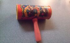 Kirchinoff noise maker tin old storestock mint. New Years Eve Party