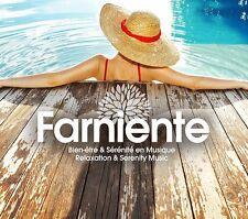 CD NEUF - FARNIENTE / Edition Digipack 5 CD - 70 titres - C3