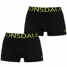 Lonsdale Multipack Loose Boxers for Men