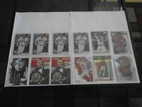 LOS ANGELES ANGELS MIKE TROUT LOT X12 CARDS INSERTS & BASE NICE LOT LOOK!
