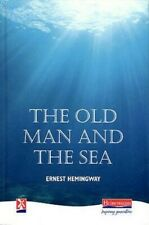 Old Man and The Sea by Ernest Hemingway (english) Hardcover Book