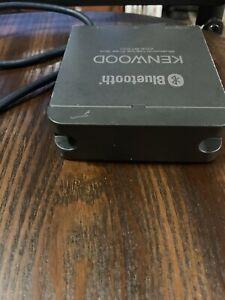 Kenwood's KCA-BT100 Bluetooth® interface adapter