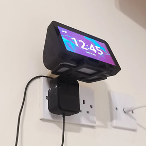 Echo Show 5 Plug Bracket Plug Mount - Angled