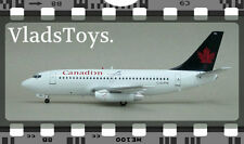 Inflight Die cast 1/200 scale Boeing 737-200 Canadian, C-GVPW IFCAN732001