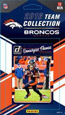 Denver Broncos 2016 Donruss Factory Team Set Von Miller Paxton Lynch John Elway