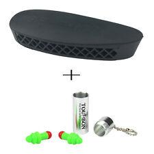 Tourbon Shooting Ear Plugs Hearing Protection+Gun Recoils Pad Stock Extension
