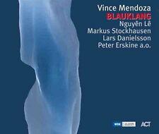 CD Album Vince Mendoza Blauklang (Nguyèn Lè, Markus Stockhausen) 2008 ACT