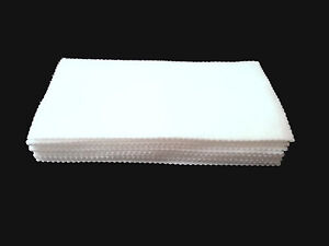White Fleece Nappy Liners  Reusable Washable For Cloth Nappies NEW