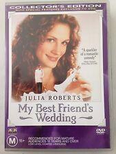 MY BEST FRIEND'S WEDDING R4 DVD FREE POST