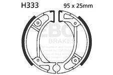 FIT HONDA XR 100 RP/RR/RS/RT/RV/RW/RX/RY/R1-R3 93>03 EBC Plain Shoe Rear Left
