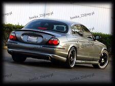 Jaguar S-Type R Look 1999-2004 Rear Trunk Boot Lip Spoiler [PRIMED & QUALITY]