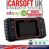 Professional Diagnostic Scan Tool for Range Rover L322 Fault - iCarsoft LR V2.0