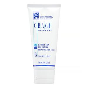 Obagi Nu Derm Healthy Skin Protection EXP 11/2022 New 3oz / 85g