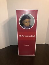 "NEW American Girl 18"" Ruthie Smithens Historical Doll and Book Kit's Friend NRFB"