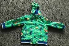 Mini Club Dinosaur Print Bomber Style Jacket. Age 4-5 Years.