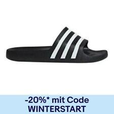 adidas Adilette Aqua Badelatschen - schwarz/weiß