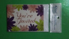 SALE : You're Invited - 5pcs Cards