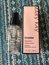 New listing Mary Kay Timewise Night Solution