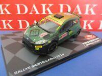 Die cast 1/43 Modellino Auto Ford Fiesta R5 Rally Monte Carlo 2014 L.Bertelli