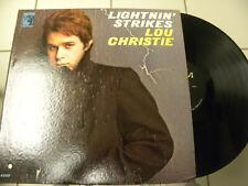 LP,Lou Christie,Lightnin' Strikes,Very Good,E-4360