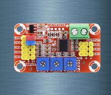 DC 5V-12V 3-Channel Analog Voltage Signal to PWM Signal RC Servo ESC Control DIY