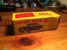 Dinky Toys Peugeot Mercedes 220 SE   186