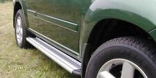 NISSAN X-TRAIL 2001 (T30)  PEDANA ALLUMINIO S50