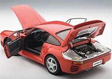 1/18 - Autoart Porsche 959-Red