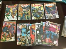 batman 455 to 691 95% complete 1 lot OF 160 MOST NM 500 VARIANT 501 567 656 489