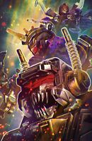 12/26/20 TRANSFORMERS ESCAPE #1 COVER BY JOHN GIANG - PRE-ORDER - NM