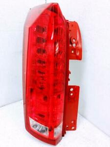 NEW OEM GM TAIL LIGHT LAMP TAILLIGHT TAILLAMP CADILLAC SRX 2010-2016 22774014 LH