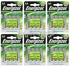 24 x AA Energizer 2000mah Rechargeable Pre Charged Accu Batteries 7638900417012