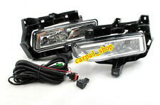2017-2019 FOR Nissan Versa Note Hatchback Front fog light assembly w/Bulb Switch