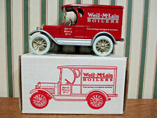 Weil-McLain Boilers 1923 Chevy 1/2 Ton Truck Bank By Ertl 1/25th Scale