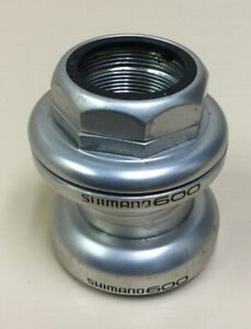 SHIMANO 600 HEADSET BRITISH ALLOY 26.4 MM RACE SEALED BEARINGS