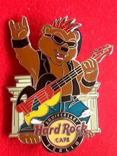 HRC Hard Rock Cafe Berlin 20th Anniversary 2012 Punk Bear LE250