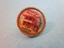 Metal & Enamel Pin Badge. Ettamogah Pub. Sunshine Coast. Good Used Condition