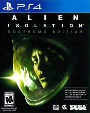 Alien: Isolation PS4 New PlayStation 4, playstation_4