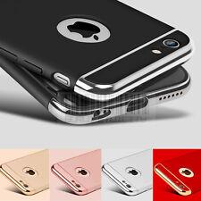 Handy Tasche Full Case Cover Slim Schutz Hülle Bumper + PANZER GLAS FOLIE