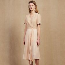 SANDRO Gladis 2-in-1 Wrap Dress 615$ Size 38