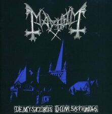 Mayhem - De Mysteriis Dom Sathanas - CD - New