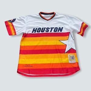 Houston Black Eagles Negro League Jersey, Sz 3XL Headgear Classics