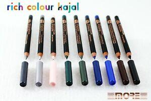 More Rich Colour Kajal bright eye effect eyeliner + waterliner inner eyelid Kohl