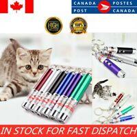 Mini Cat Catch LED Pointer Dog Pet Toy Fun Laser Pen Lazer Interactive Training