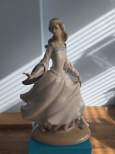 "Beautiful Lladro Figurine ""Cinderella"" #4828"