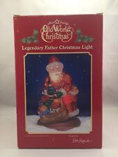 Old World Christmas - Legendary Father Christmas Light (2000)