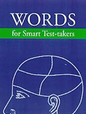 Arco Words for Smart Test-Takers (Arco Academic Te