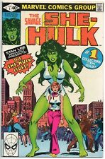 The Savage She-Hulk #1 / 1st App. Jennifer Walters / Marvel Comics 1979