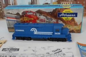 Ahearn HO Scale No.3635 Conrail GP-35 Diesel Engine With Box
